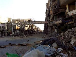 مخيم اليرموك: معاناة اللاجئين الفلسطينيين في سورية